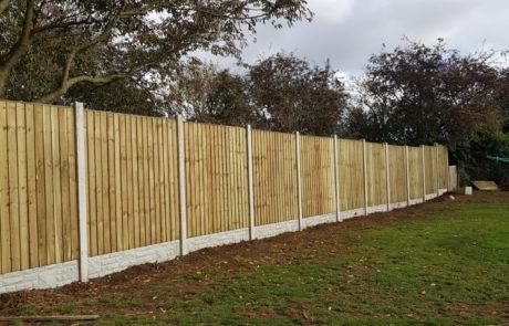 Fencing Garden Services Yorkshire