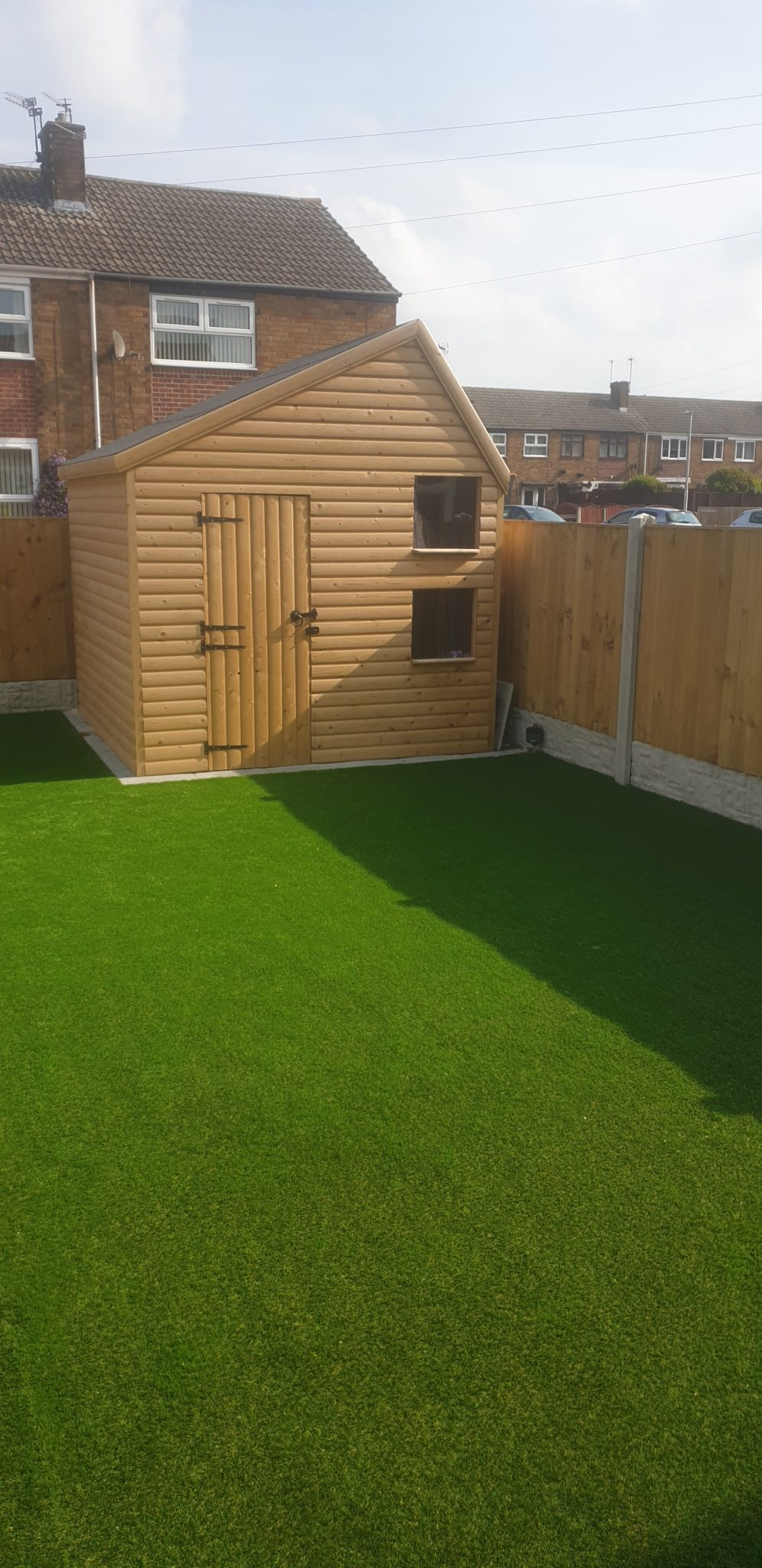 Artificial Grass Installers Hull | Garden Services Yorkshire