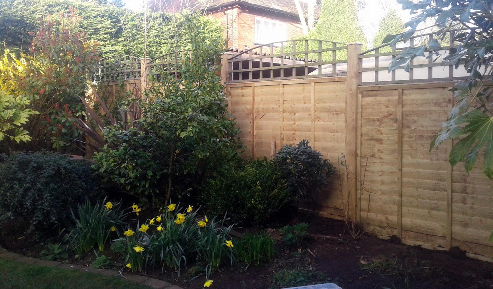 Fencing Garden Services East Yorkshire